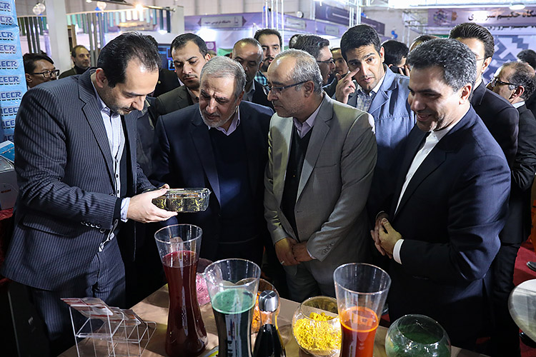 Show of knowledge-based products of Food Science and Technology Research Institute